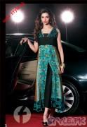 Beautiful Deepika Wearing Lawn Dress by Firdous Cloth
