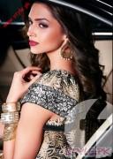 Bollywood Star Deepika Padukona In Firdous Cloth Collection