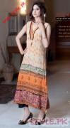 Fashion of Long Shirts in Pakistan