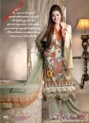 Firdous Cloth Collection 2011 - Volume One