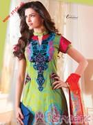 Firdous Lawn Collection 2011 - Beautiful Dress