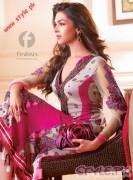 Gorgeous Deepika in Beautiful Dress