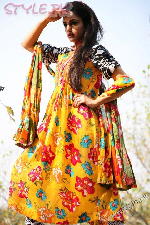 Summer lawn collection 2011 12 for women by generation for Bano market faisalabad dresses