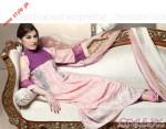Pakistani Beauty Queen Shaista Wahidi Posing For Firdous Cloth Dresses