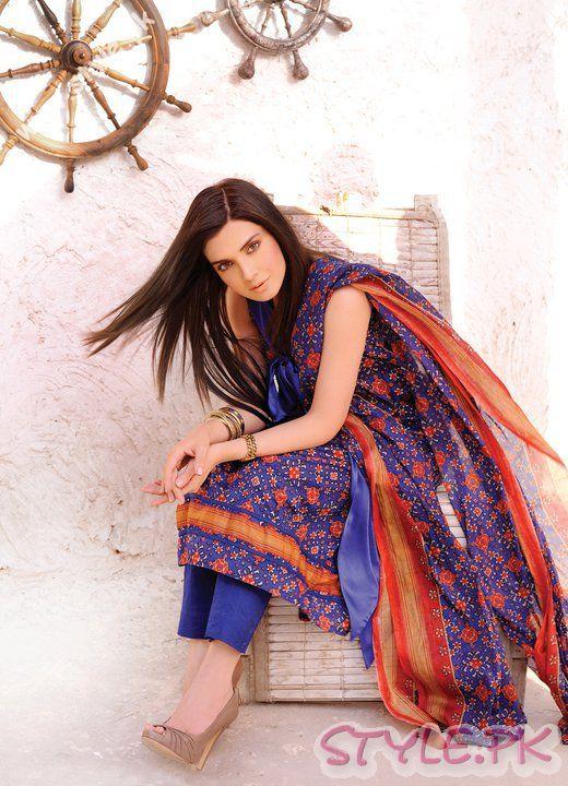 Mahnoor Baloch lawn
