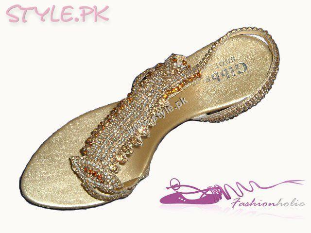Popular Women Footwear Gt Servis Women Slippers Footwear Collection Pakistan