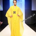 Al Motahajiba in Dubai Fashion Week 2011