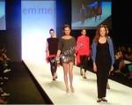 Brand EM-ME by Designer Marie Carmen Fallah in Dubai Fashion Show 2011