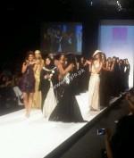 EL DESEO by FATMA AL MAJID in DXB Fashion Show 2011