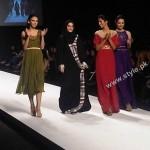 GMAASH at Dubai Fashion Week Fall-Winter 2011