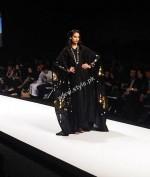 Marayem Abbayas Collection 2011 in Dubai Fashion Week Dubai