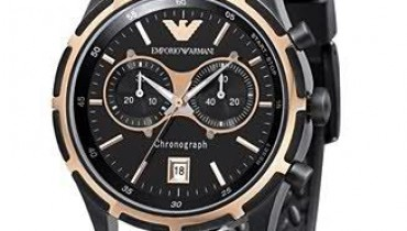 Watches For Men by Emporio Armani