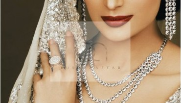 bushra aftab bridal jewellery collection