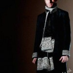 Black Dresses For Men by Designer HSY
