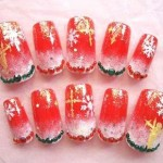 False Nails For Women 2011 Collection 150x150