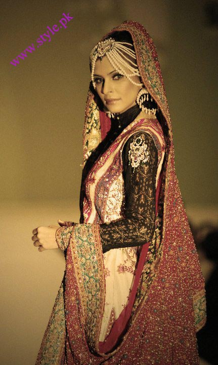 Ali xeeshan latest collection for women 2011