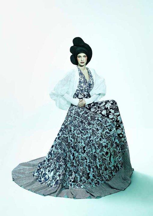 Khaadi Khaas 2011 designer dresses