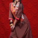 Latest Pakistani fashion dresses