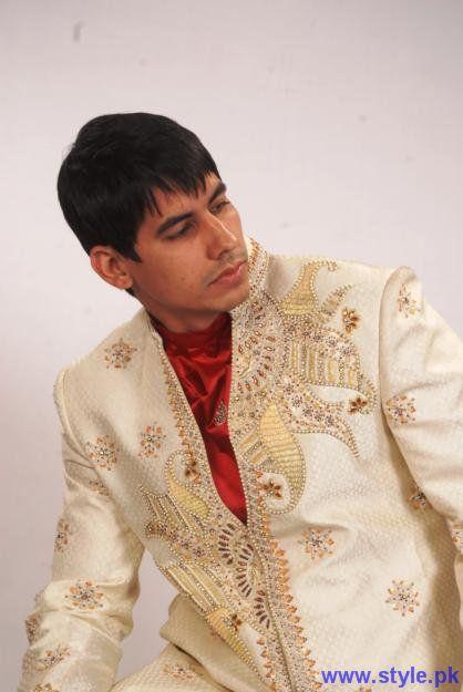 Latest Wedding Sherwani Collection