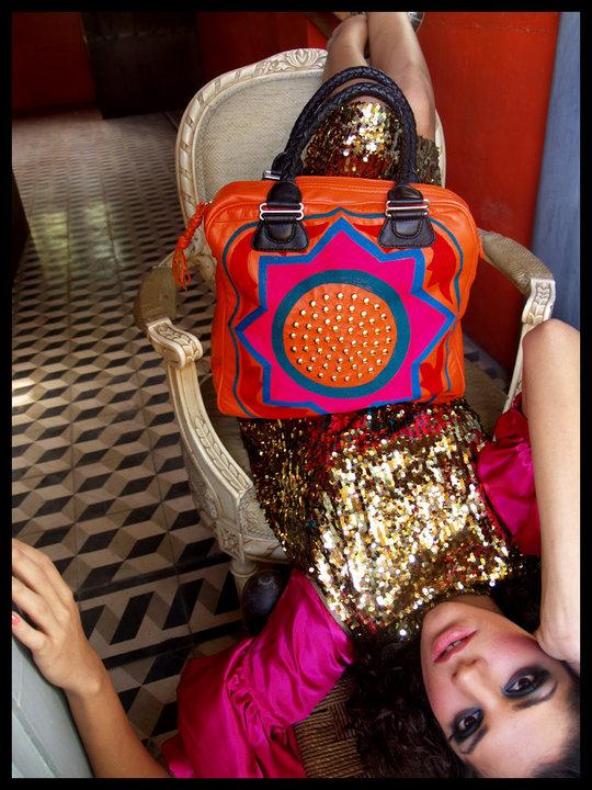 Latest trend in ladies handbags