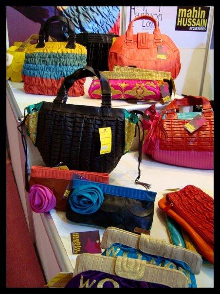 Mahin Hussain hand bags collection