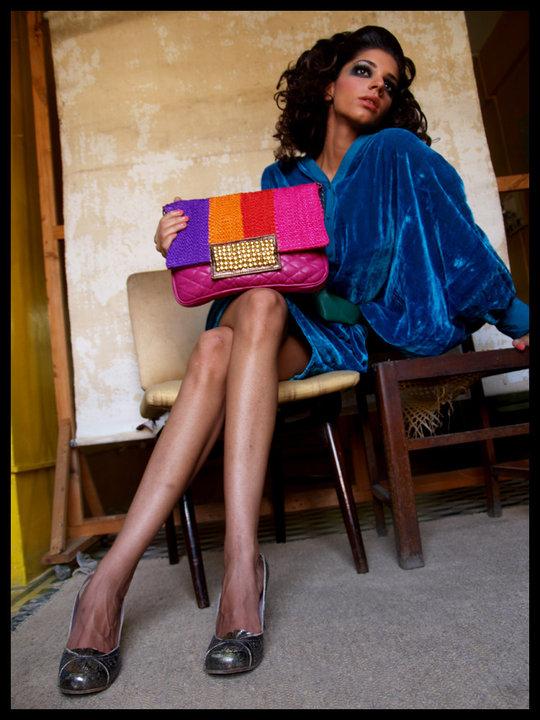Mahin hussain leather bags