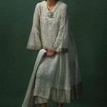 Nadia hussain model for Khaadi Khaas pret collection