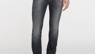 TWISTED INDIGO SKINNY JEAN For Boys by CK