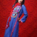 cotton dresses by Khaadi