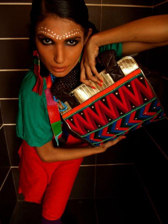 latest hand bags by mahin hussain 2011