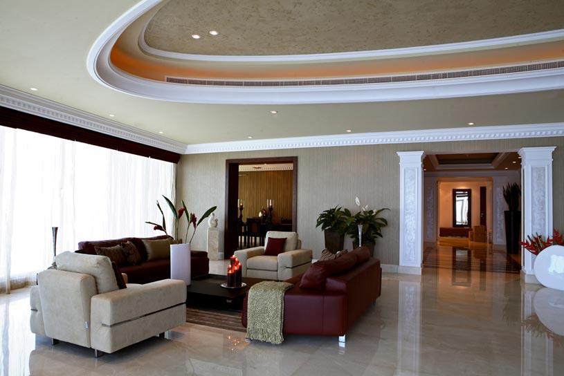 Living room decoration by zen style pk for Living room design zen