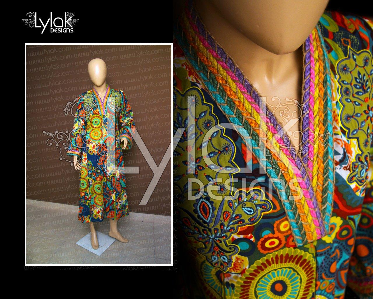 Casual wear by Lylak Designs 005