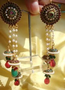 Polki Jewellery 2011 032 215x300