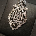 silver and gold plated Allah pendant for girls 1 (3)