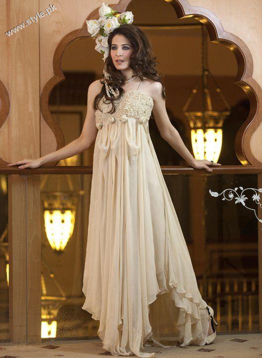 zahra ahmed 2011 designer dresses