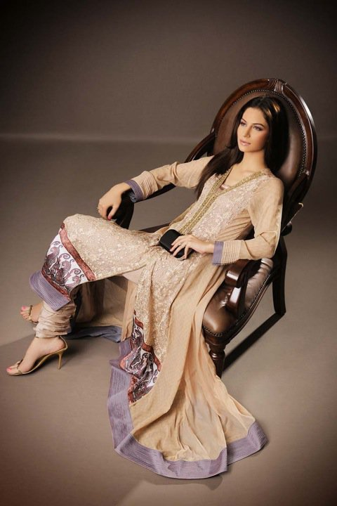 Amazing eid collection of SOBIA NAZIR 2011 004 stylepk  - Eid collection of SOBIA NAZIR 2011