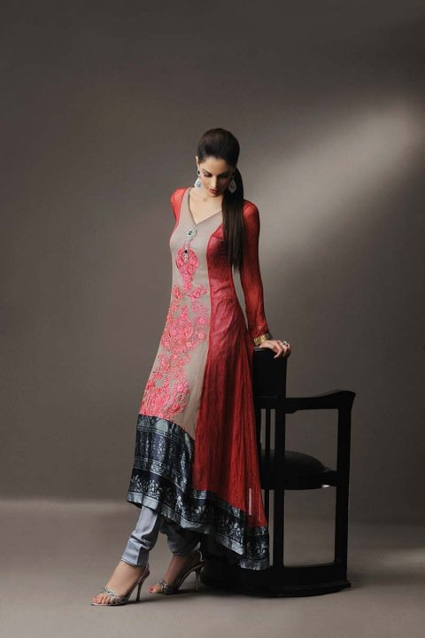 Amazing eid collection of SOBIA NAZIR 2011 007 stylepk  - Eid collection of SOBIA NAZIR 2011