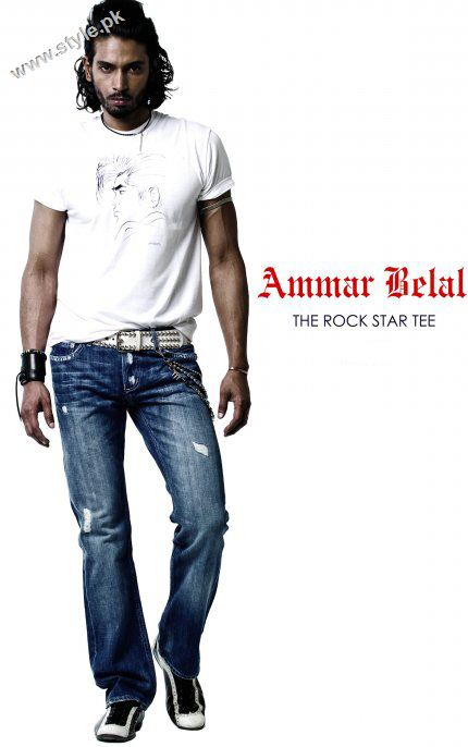 Ammar belal jeans and shirt collection 00239