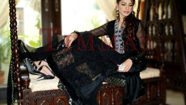 Black Formal Dress by Timma's 006