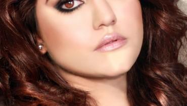 Divine Makeup by Anam Falak 001 style.pk