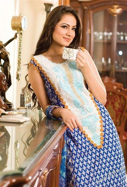 Eid Collection by Al Zohaib Textile 13