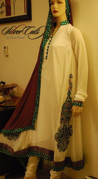 Eid Collection of Eastern Wear for Women by Silver Cuts 002 style.pk