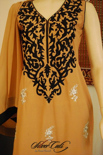Eid Collection of Eastern Wear for Women by Silver Cuts 005 style.pk