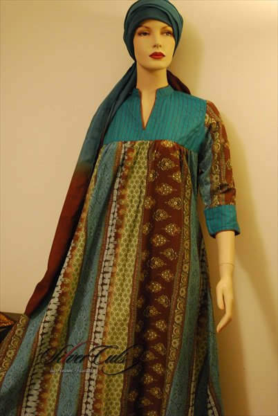 Eid Collection of Eastern Wear for Women by Silver Cuts 007 style.pk