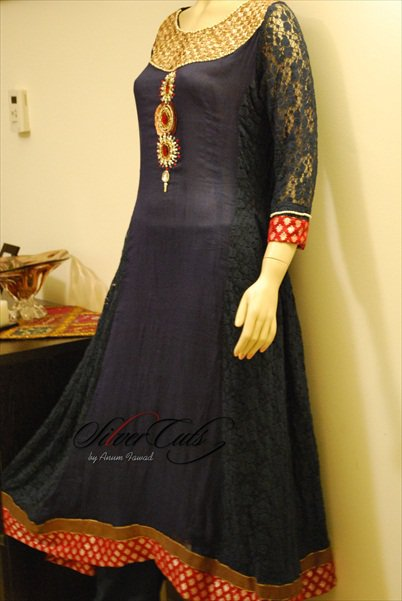 Eid Collection of Eastern Wear for Women by Silver Cuts 008 style.pk