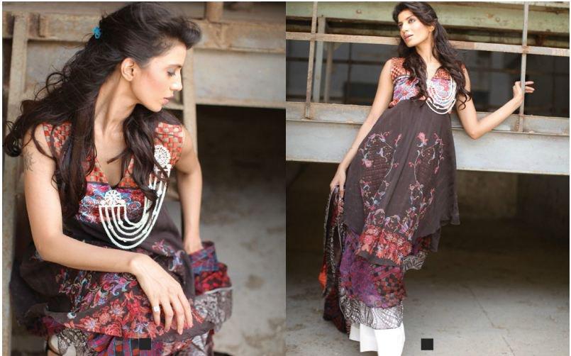 Eid Dresses by Lakhani 002