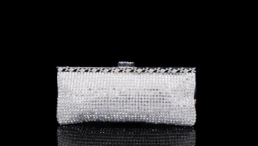 Fancy clutches collection 2011 by Metro shoes and handbags 001 style.pk
