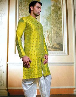 Junaid Jamsheds Sherwani Style 2011 10style.pk