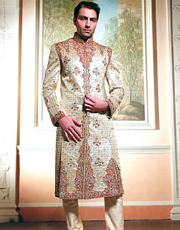 Junaid Jamsheds Sherwani Style 2011 11style.pk
