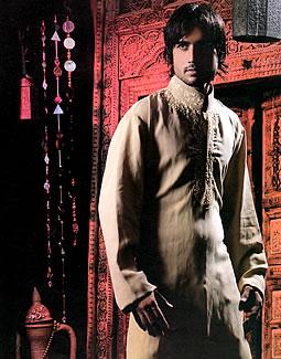 Junaid Jamsheds Sherwani Style 2011 4style.pk